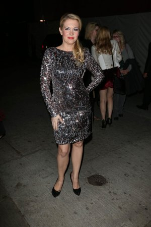 Photo pour Melissa Joan Hart au Hollywood Christmas Parade Benefiting Toys For Tots Foundation, Hollywood, CA 12-01-13 - image libre de droit