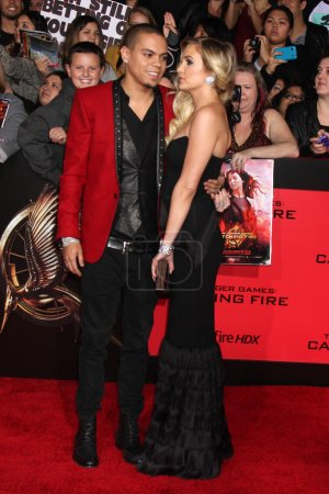 Evan Ross Ashlee Simpson