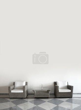 Photo pour Intérieur de luxe - image libre de droit