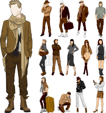 Fashion - vector