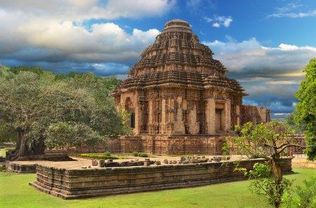 Sun Temple in Konark, India