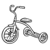 Tricycle sketch