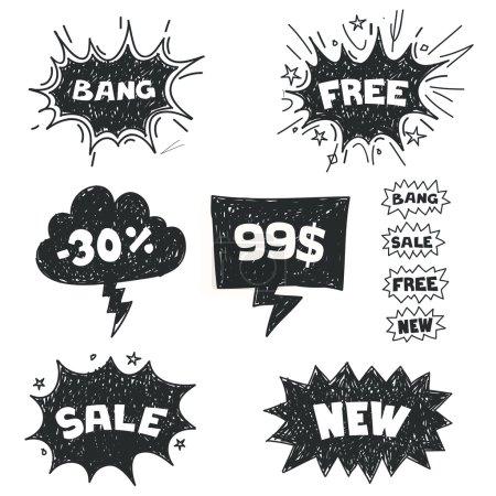 Comic Sales Bubbles