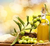 A olivový olej