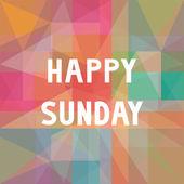 Happy Sunday1