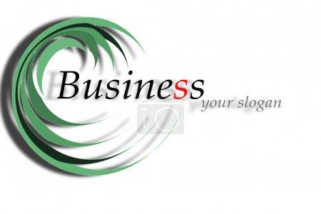 Logo design green