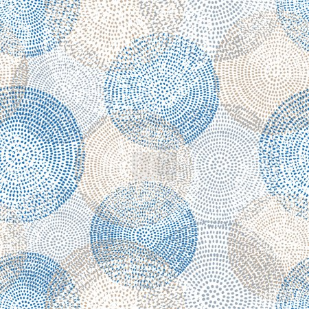 Illustration for Abstract seamless pattern - Royalty Free Image