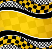 Vector checkered racing background EPS10