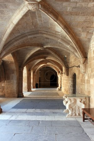 Rhodes old town, grand master's palace,