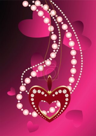 Jewelry and hearts