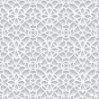Abstract paper lace texture, seamless pattern...