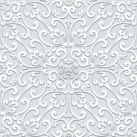 Abstract grey pattern