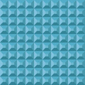 Geometric pyramidal pattern