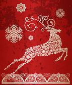 Vánoce jelen