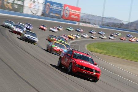 Auto Club Speedway in Fontana