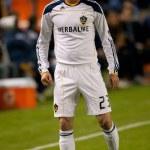 CARSON, CA. - NOV 6. Los Angeles Galaxy midfielder...
