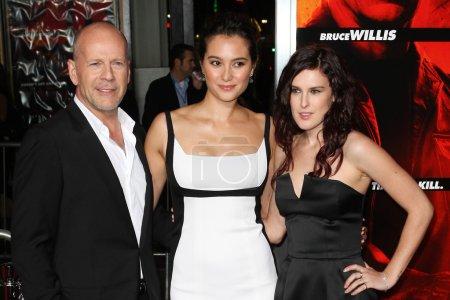 Emma Heming Bruce Willis and