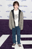 ZACHARY GORDON arrives at Paramount Pictures Justin Bieber: Never Say Never premiere