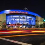Staples Center...