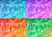 Crystal texture.