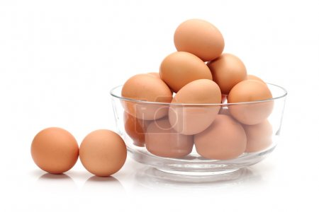 Photo for Fresh Eggs - Royalty Free Image