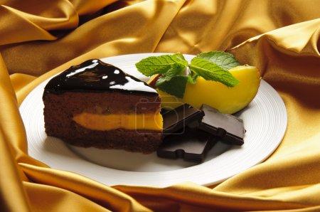 Photo pour Dessert - image libre de droit