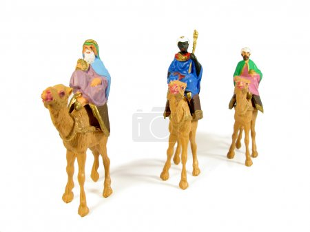 Three Wise Men (Nativity scene)II