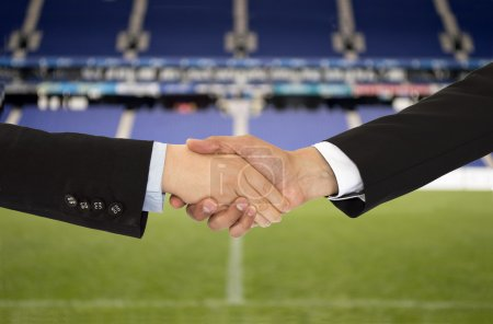 business in the sport of soccer