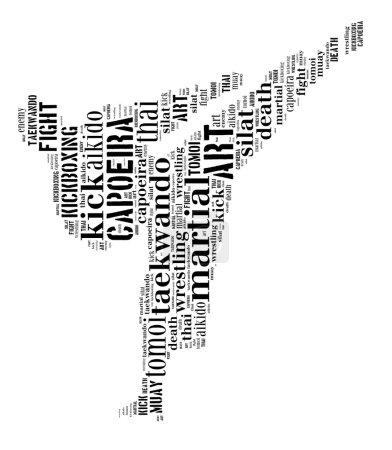 Martial Art Side Kick Wordle