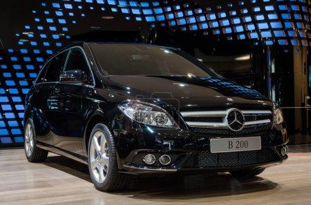 Mercedes-Benz B-class new generation