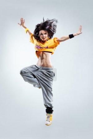 the dancer