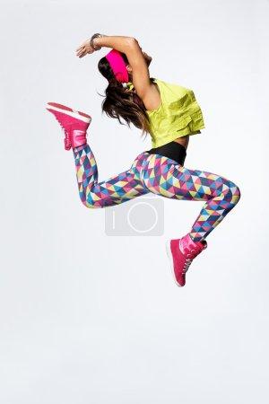 Photo for Modern dancer - Royalty Free Image