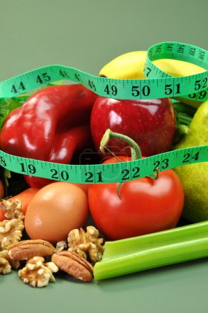 Healthy Weight Loss Diet (Vertical)