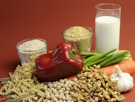 Low GI Foods for Healthy Diet