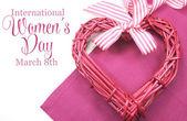 Glücklich international Womens Tag, 8. März, Feier, die mich Gruß