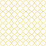 Traditional quatrefoil lattice pattern. Seamless v...