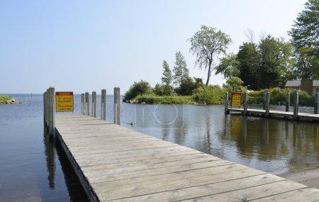 Boat Launch Docks