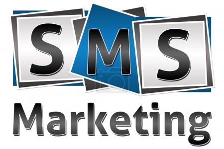 SMS Marketing Three Blocks