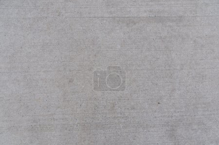 Photo for Grey smooth cement floor background texture - Royalty Free Image