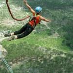 Rope jumping...