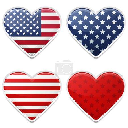 American Hearts