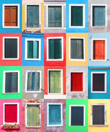 Windows collage