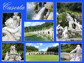 Casertai királyi palota, Nápoly Olaszország