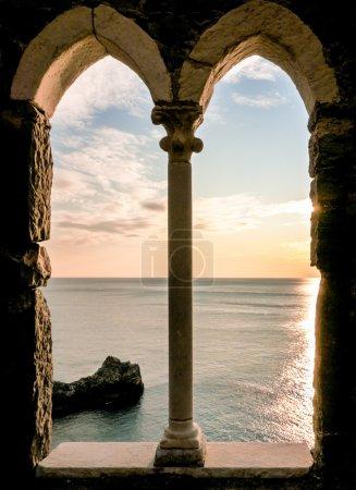 Beautiful view at portovenere - italy...