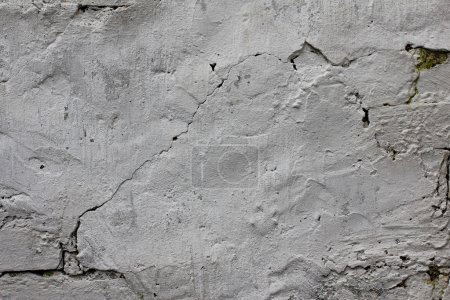 The old plastered wall surface. Grungy background.