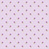Retro floral pattern 2