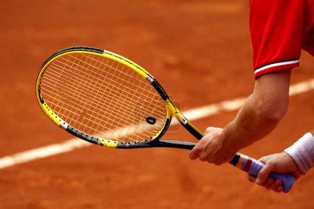 Tennis rebound