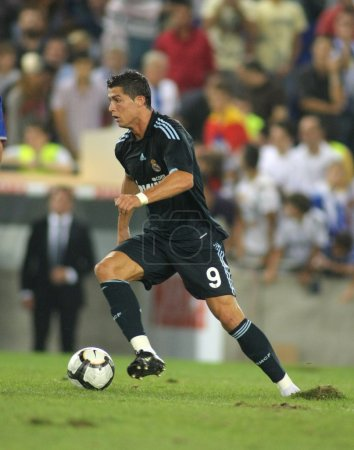 Cristiano Ronaldo of Real Marid