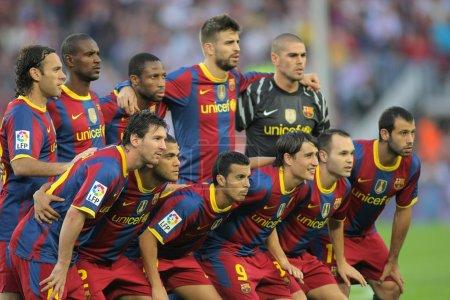 Futbol Club Barcelona Team