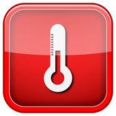 Hőmérő ikon